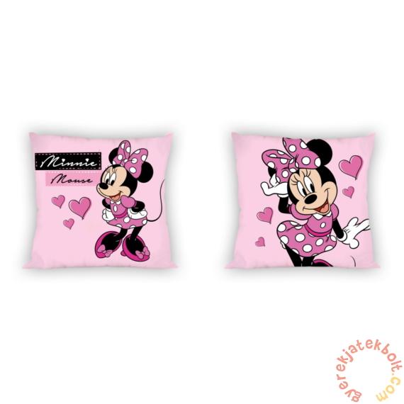 Minnie Mouse kétoldalas párnahuzat 40 x 40 cm-es