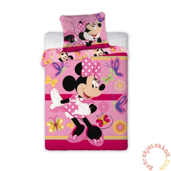Minnie Mouse ovis ágyneműhuzat szett - Pillangós