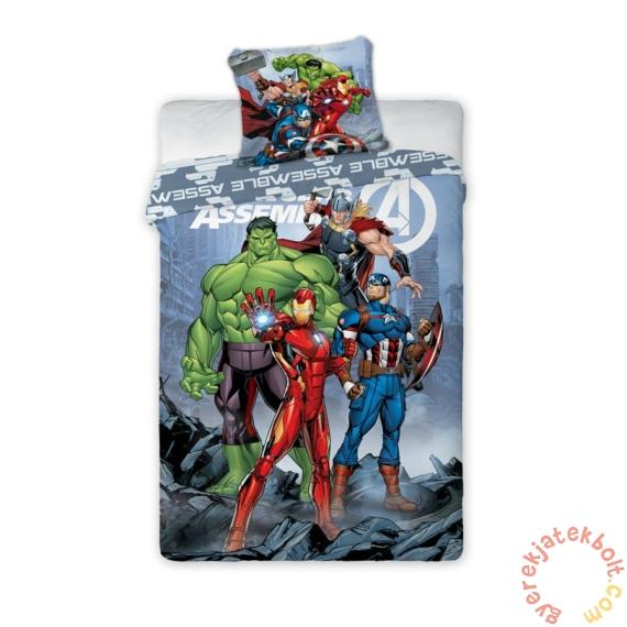 Avengers - Bosszúállók ovis ágyneműhuzat szett