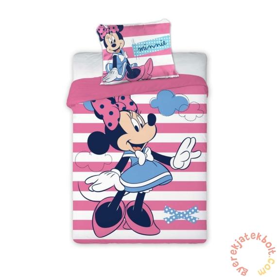 Minnie Mouse ovis ágyneműhuzat szett - Csíkos