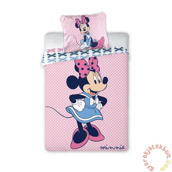 Minnie Mouse ovis ágyneműhuzat szett - Pöttyös