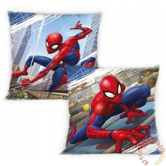 Pókember kétoldalas párnahuzat 40 x 40 cm-es