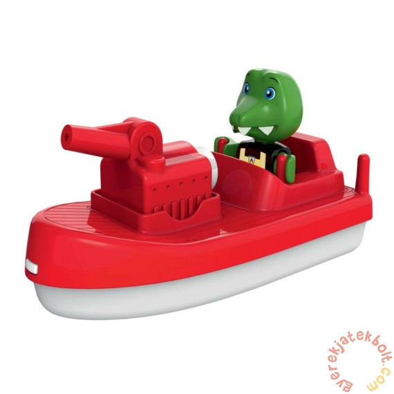 AquaPlay FireBoat vízijáték - tűzoltó szett (262)