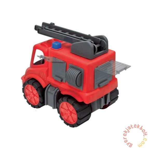 Big Power Worker - Tűzoltóautó létrával (56834)