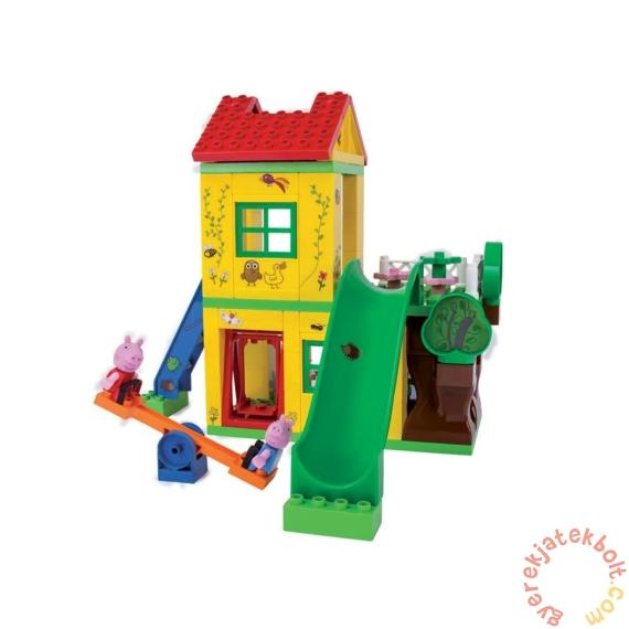 Play Big Bloxx Peppa malac - Játszóház építőszett (57076)