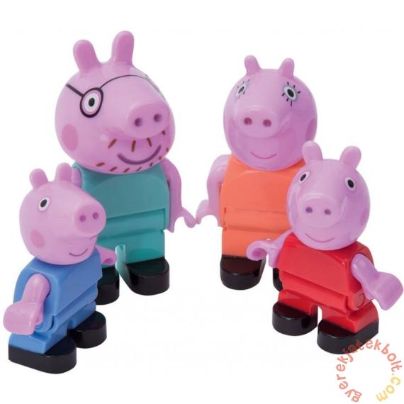 Play Big Bloxx Peppa malac figura - Peppa és családja (57113)