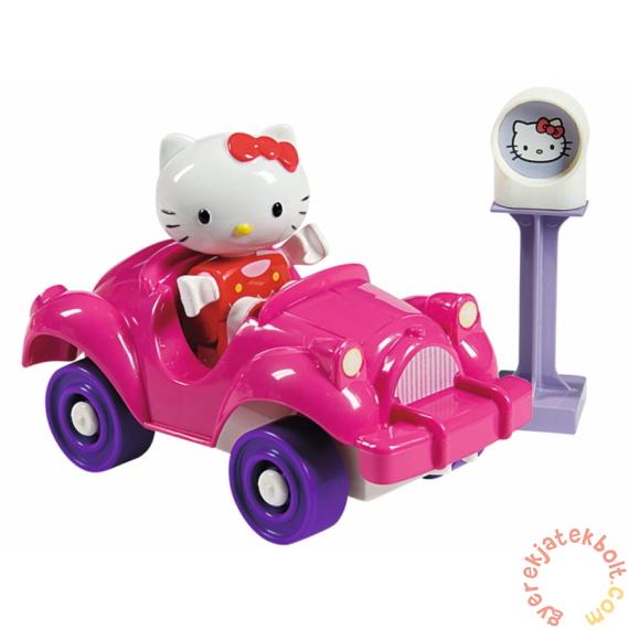 Play Big Bloxx Hello Kitty - Autóban kezdő építőszett