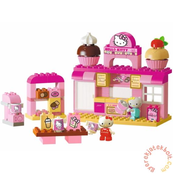 Big Bloxx Hello Kitty Bakery - Hello Kitty Péksége építőszett