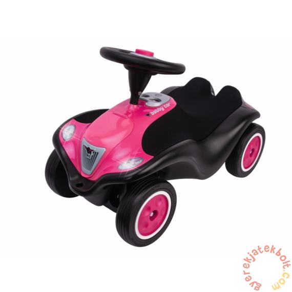 Big Bobby Car Next bébitaxi - rózsaszín