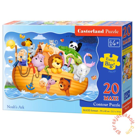 Castorland 20 db-os MAXI puzzle - Noé bárkája (C-02245)