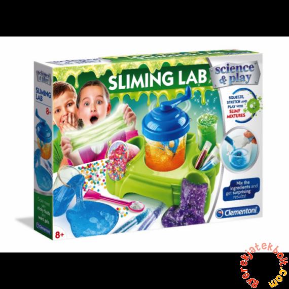 Clementoni - Nagy Slime labor készlet (50155)