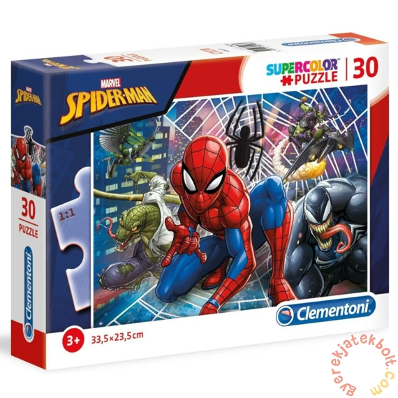Clementoni 30 db-os puzzle - Pókember (20250)
