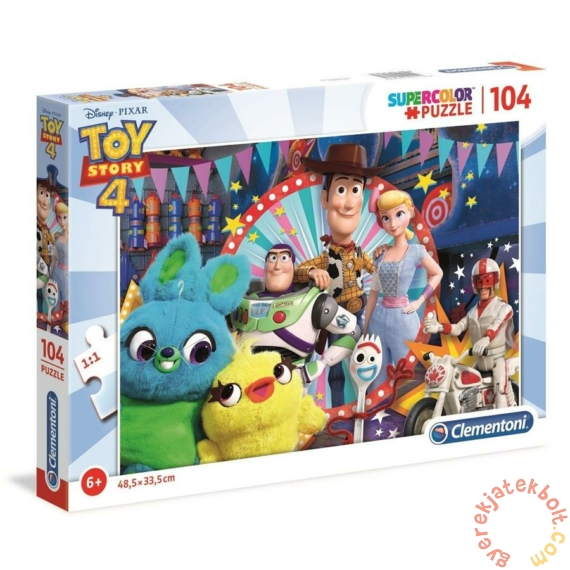 Clementoni 24 db-os Maxi puzzle - Toy Story 4 (28515)