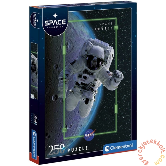 Clementoni 250 db-os puzzle - Space Collection - Nasa (29354)