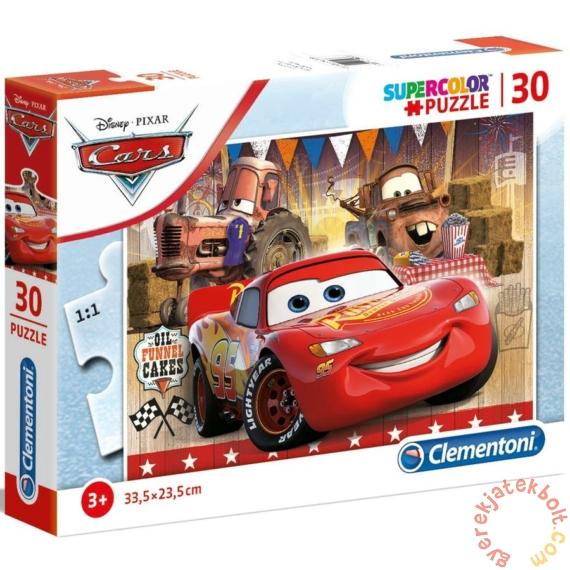 Clementoni 30 db-os puzzle - Verdák (20255)