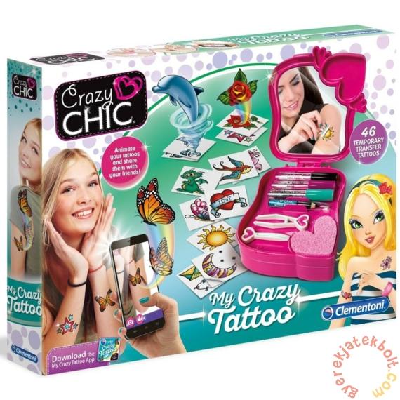 Crazy Chic - My Crazy Tattoo tetováló stúdió (78252)