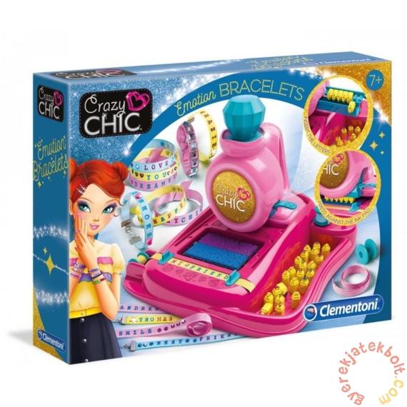 Crazy Chic - Emotion karkötő készítő szett (78421)