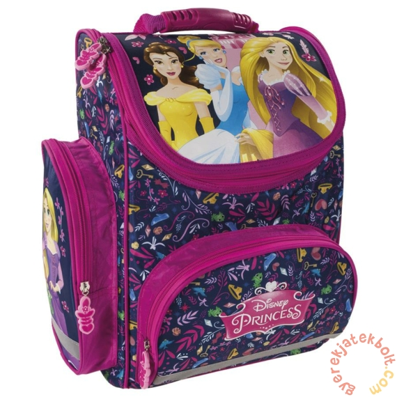 Disney Princess ergonomikus iskolatáska (TEMBKS10)