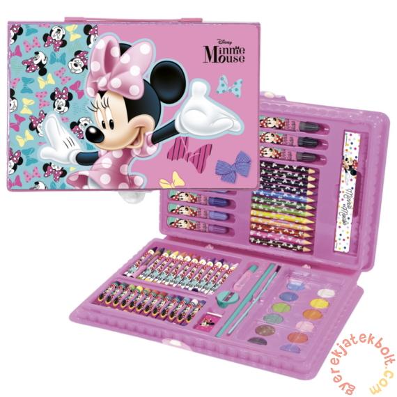 Minnie Mouse 71 részes rajzkészlet - Life is BOWtiful