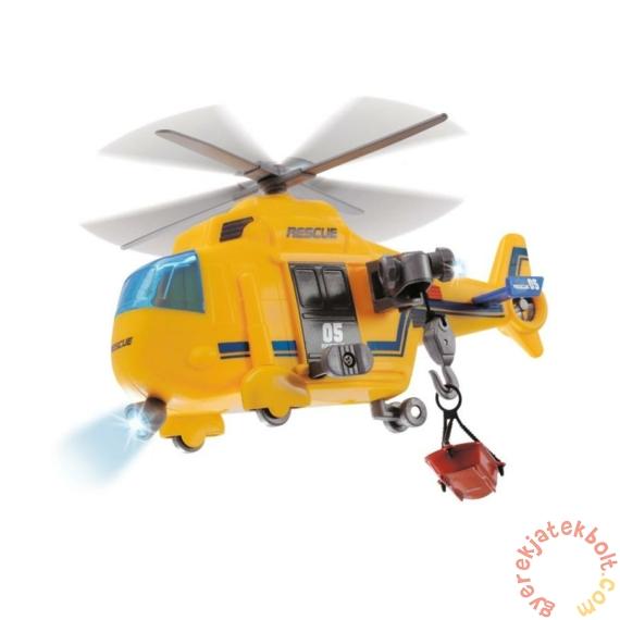 Dickie Action series mini játék mentőhelikopter (3302003)