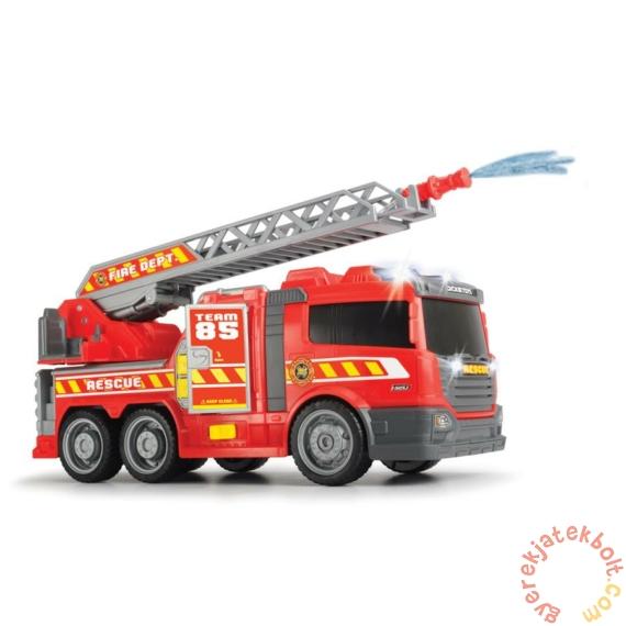 Dickie funkciós játék tűzoltóautó locsolótömlővel (3308371)
