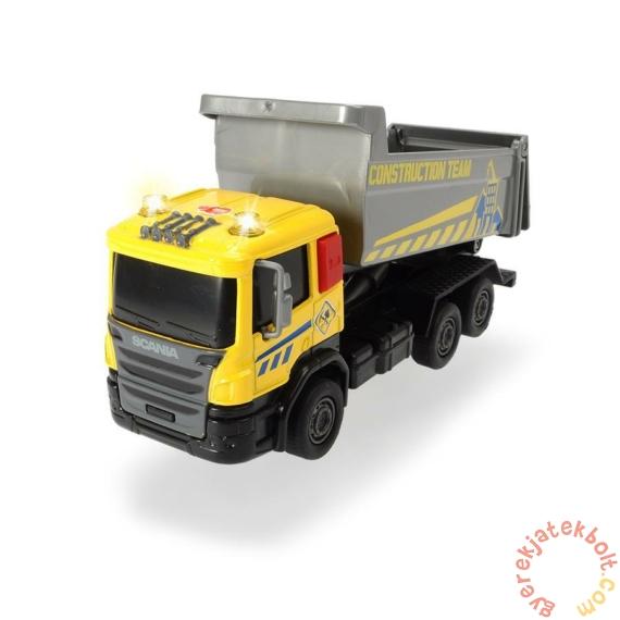 Dickie City Builder járművek - Dömper (3722004)