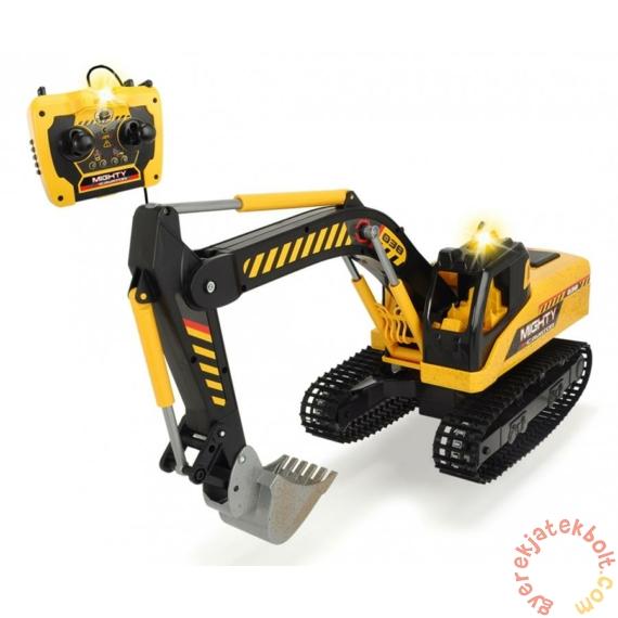 Dickie Mighty excavator vezetékes távirányítóval - 50 cm (3729011)