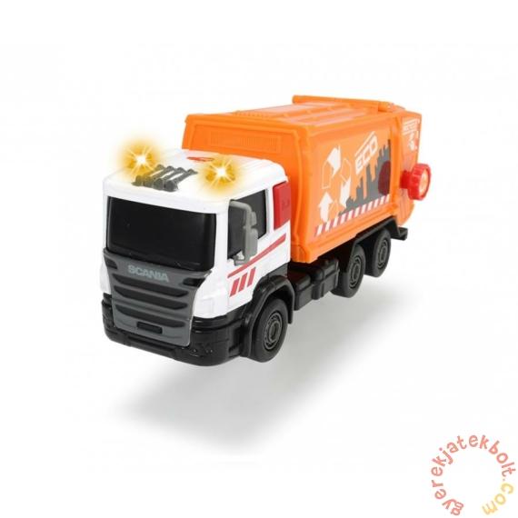 Dickie Scania City Team járművek - Szelektív kukásautó (3742008)