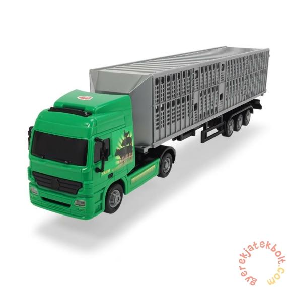 Dickie Road Truck - Farm állatszállító kamion (3747001)