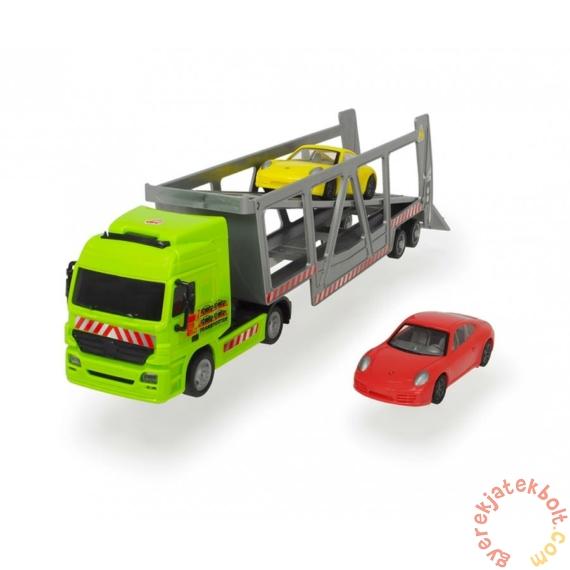 Dickie 38 cm-es Mercedes autószállító kamion szett (3747005)