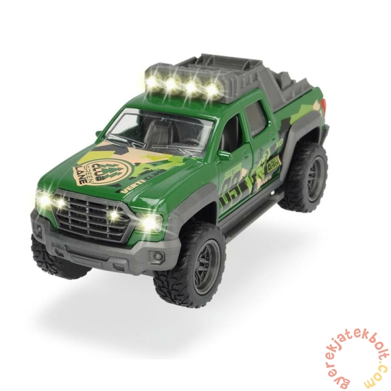 Dickie Action Pick Up truck - Zöld - 15 cm (3752007)