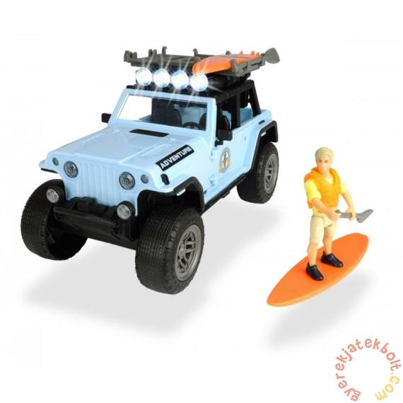 Dickie Playlife - Jeep Wrangler szörf szett (3834001)