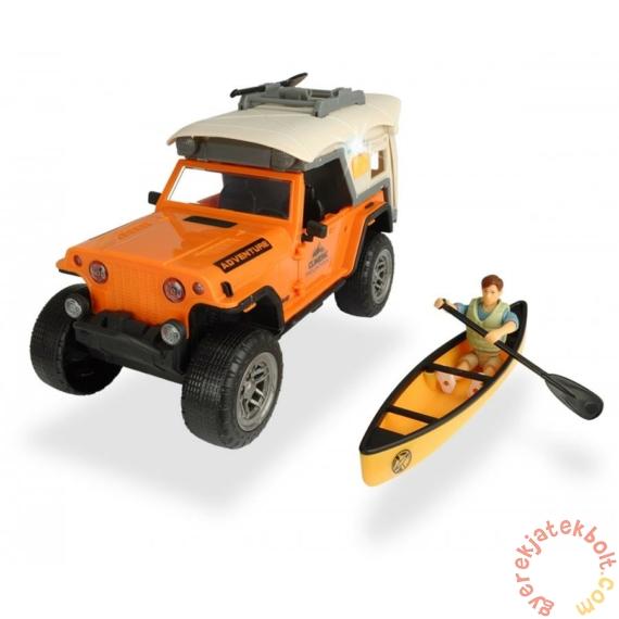 Dickie Playlife - Jeep Wrangler kemping szett (3835004)
