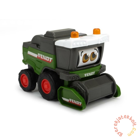 Dickie Boldog masinák - Mozgó szemű Fendt kombájn - 16 cm