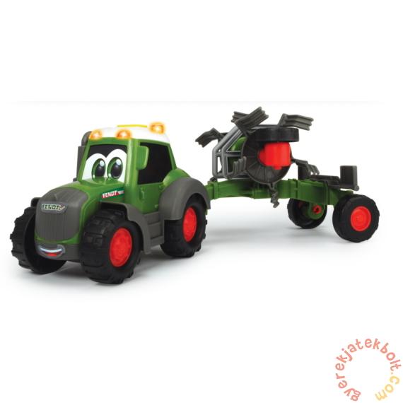 Dickie Happy Fendt szénaforgató traktor - 30 cm (203815002)