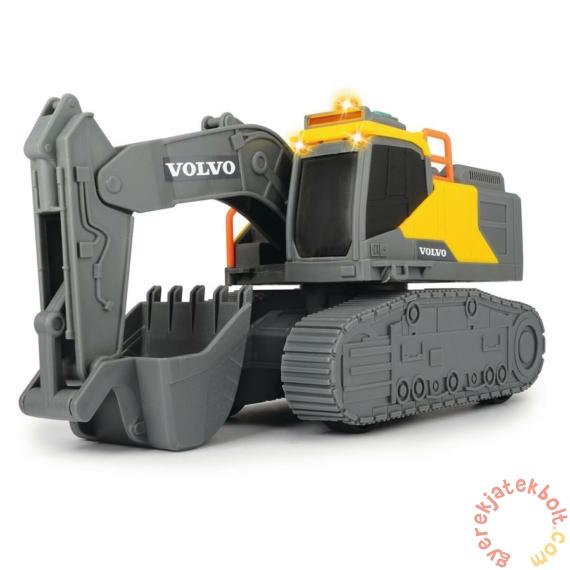Volvo Tracked Excavator játék markoló - 23 cm
