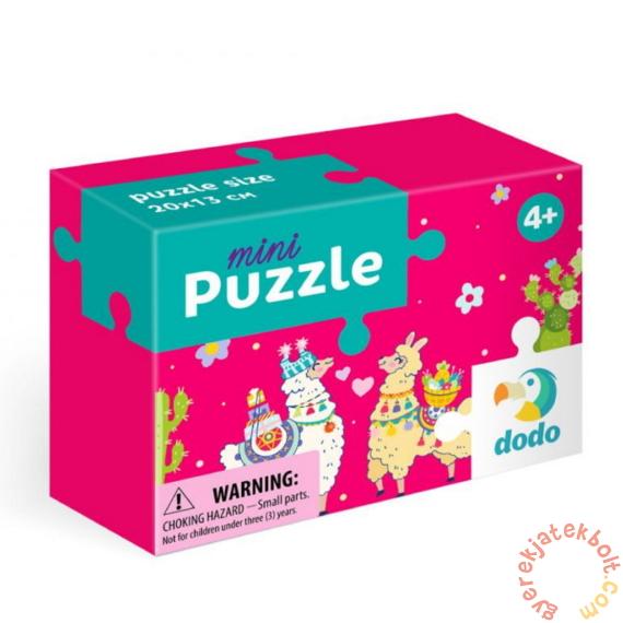 Dodo 35 db-os mini puzzle - Lámák (300401)