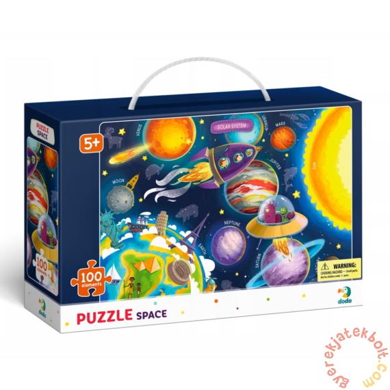 Dodo 100 db-os puzzle - Világűr (300141)