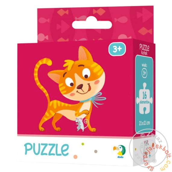 Dodo 16 db-os puzzle - Cicus (300112)