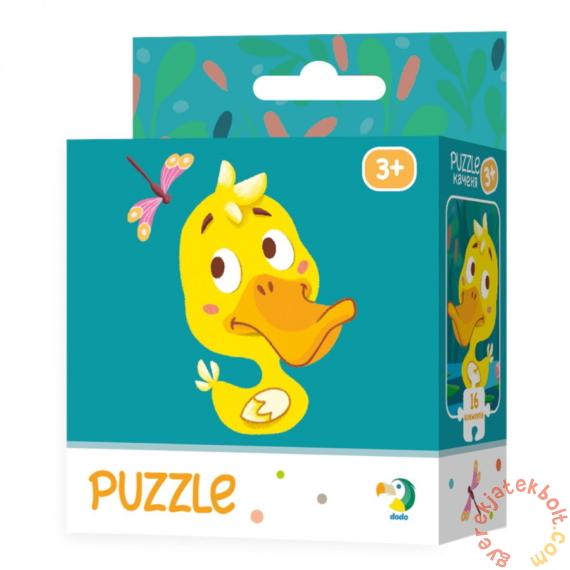Dodo 16 db-os puzzle - Kacsa (300113)