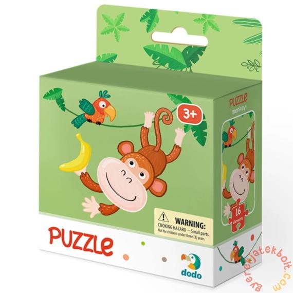 Dodo 16 db-os puzzle - Kis majom (300164)