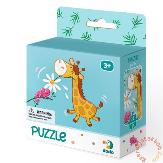 Dodo 16 db-os puzzle - Kicsi zsiráf (300163)
