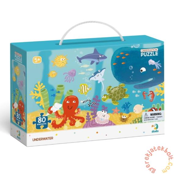 Dodo 80 db-os - Figyeld meg! puzzle - Az óceánok világa (300134)