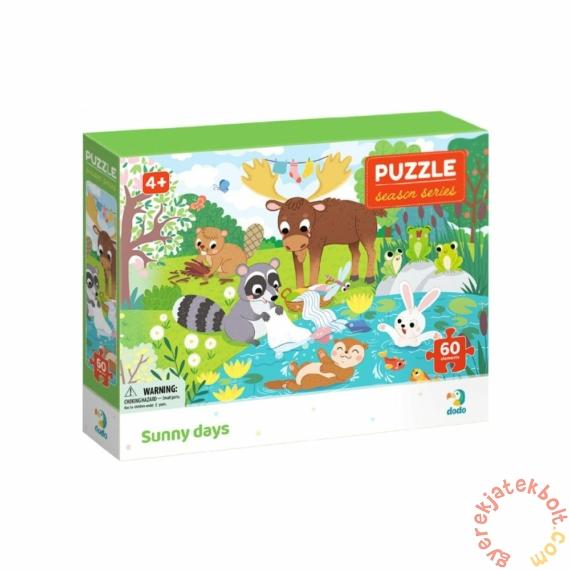 Dodo Season Series 60 db-os puzzle - Nyári napok (300412)