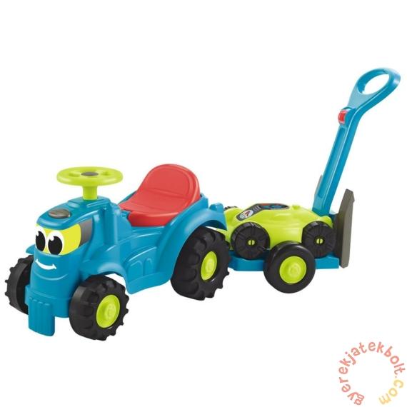 Écoiffier Utánfutós Traktor bébitaxi fűnyíróval (4350)