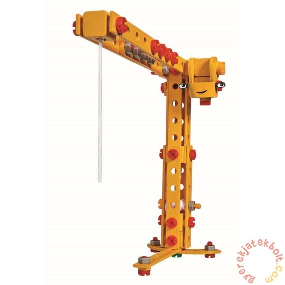 Eichhorn Bob, a mester - Tiny daru fa építőjáték - 114 db-os (5100)