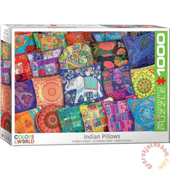 EuroGraphics 1000 db-os puzzle - Indian Pillows (6000-5470)