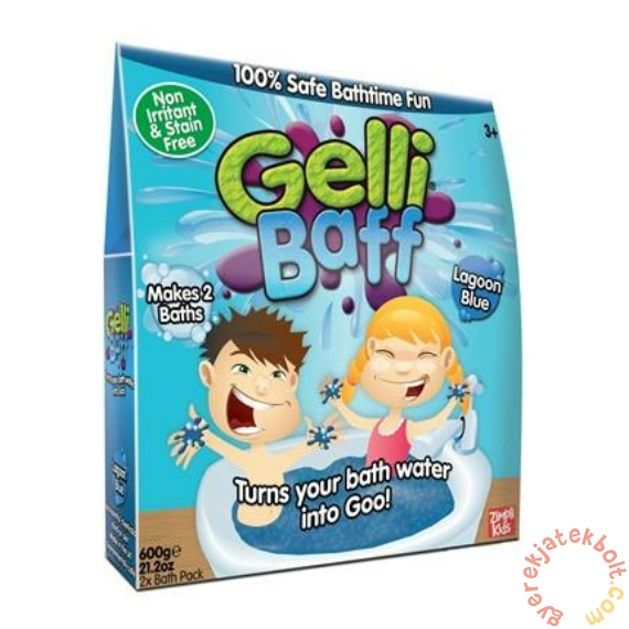 Gelli Baff fürdőzselé 600 g - Kék (5154)