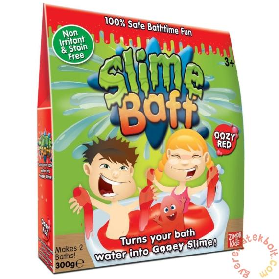 Slime Baff fürdőzselé 300 g - Piros (5258)