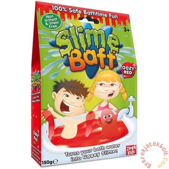 Slime Baff fürdőzselé 150 g - Piros (5263)